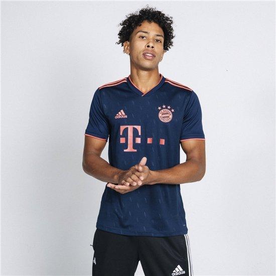 Robert Lewandowski Bayern Munich 19/20 UCL Third Jersey by ...